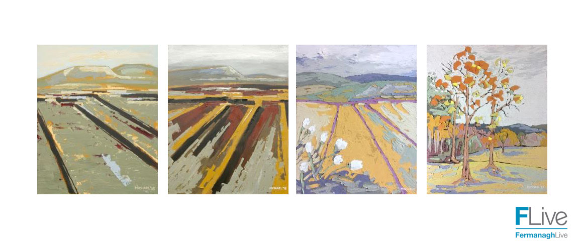 ermanagh Landscapes – a solo exhibition