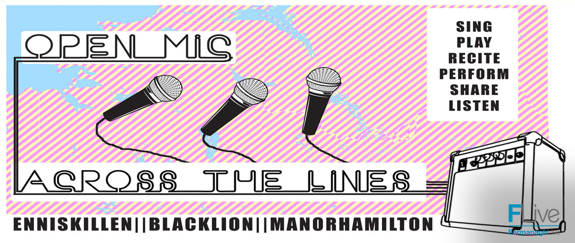 Open Mic - Across the Lines