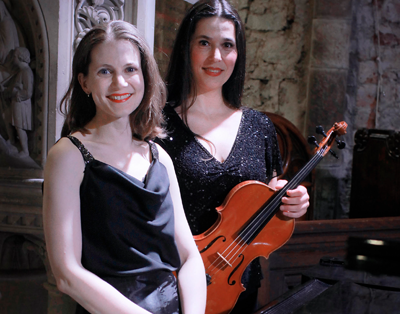 Aileen Banciu & Aileen Cahill Viola and Piano Recital