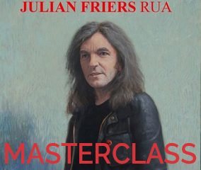 Masterclass with Julian Friers PPRUA