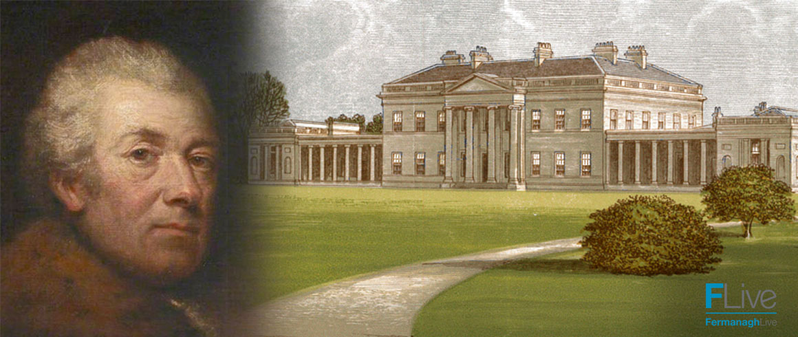 James Wyatt's designs for Castlecoole